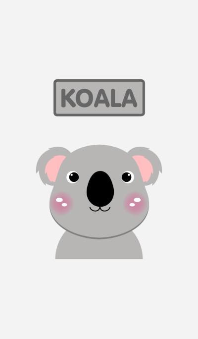 Simple Cute Koala theme