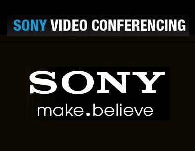 thiết bị hội nghị truyền hình trực tuyến Sony