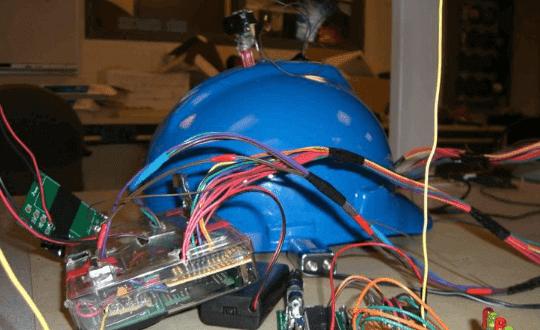 Ultrasonic Haptic Vision System