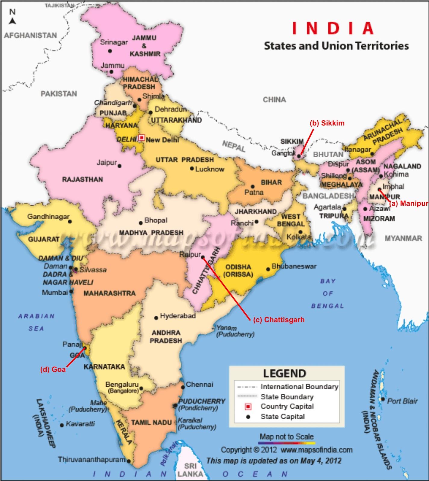 Federalism in India Essay - Part 2