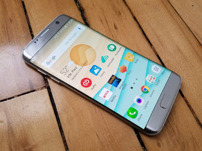 فتح قفل الشاشة لجهاز Galaxy S7 EDGE G935F U4 8.0 Frp:On Oem:On