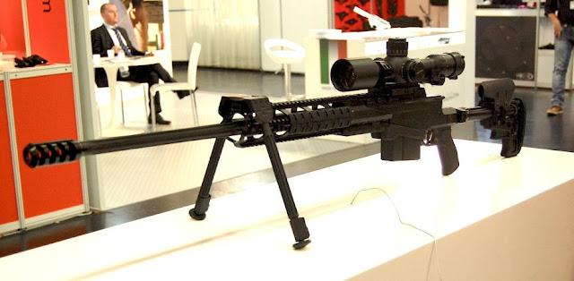Ritter&Stark Modular Tactical Rifle SX-1