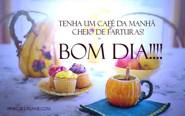 Bom Dia Com Cafe: Bom Dia Com Café Da Manhã DN86