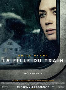 affiche film La Fille du Train
