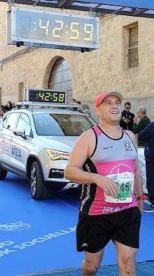 Atletismo Aranjuez en Socuéllamos