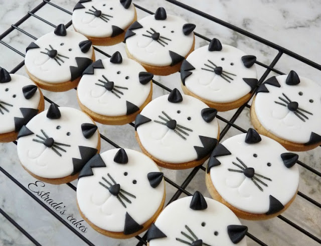 galletas infantiles de gatos 5
