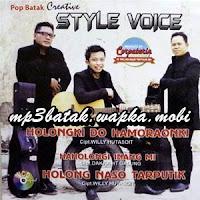 Style Voice - Holongki Do Hamoraonki (Full Album)