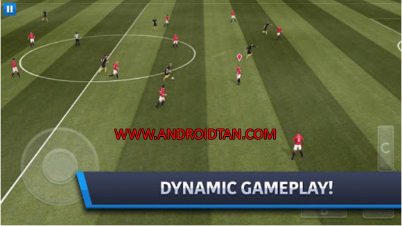 Dream League Soccer 2017 Mod Apk + Data Full Latest Version