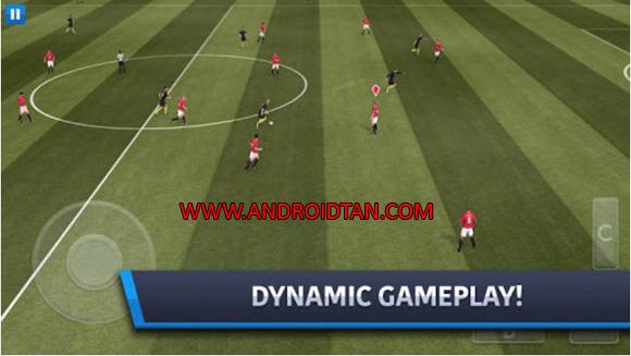 Dream League Soccer 2017 Mod Apk + Data Full Latest Version