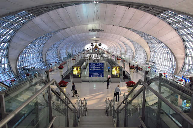 Inilah 10 Bandara Terbaik 2016 di Asia