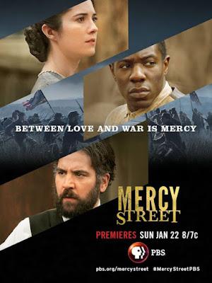 Mercy Street Season 2 Poster