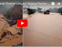 VIDEO: Ganasnya Banjir yang Menerjang Pacitan Penyebab Lima Warga Hanyut