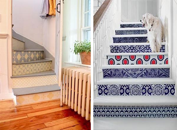 Ideas pr cticas y econ micas para tu casa decoraci n - Papel pintado para armarios ...