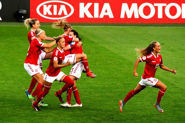 Euro feminina 2017