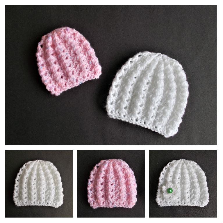 Knitting Yrn P2tog : Marianna s lazy daisy days little surprise hat