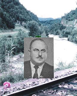 Juan U. Bäbler Martí y el río Ter a su paso por La Farga de Bebié