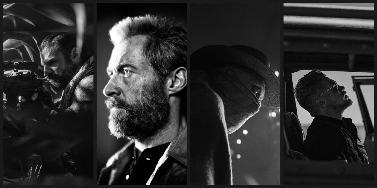 Logan | Hugh Jackman aparece em imagens inéditas do 3º filme solo de Wolverine