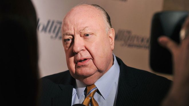 Fox News boss Roger Ailes resigns amid sexual harassment charges