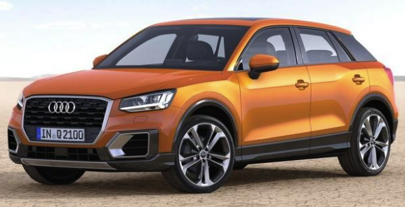 2017 Audi Q2 Review Design Release Date Price And Specs