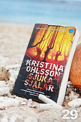 Boktips - Sjuka själar av Kristina Ohlsson