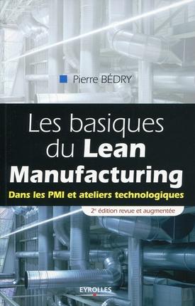 Les basiques du Lean Manufacturing [livre]