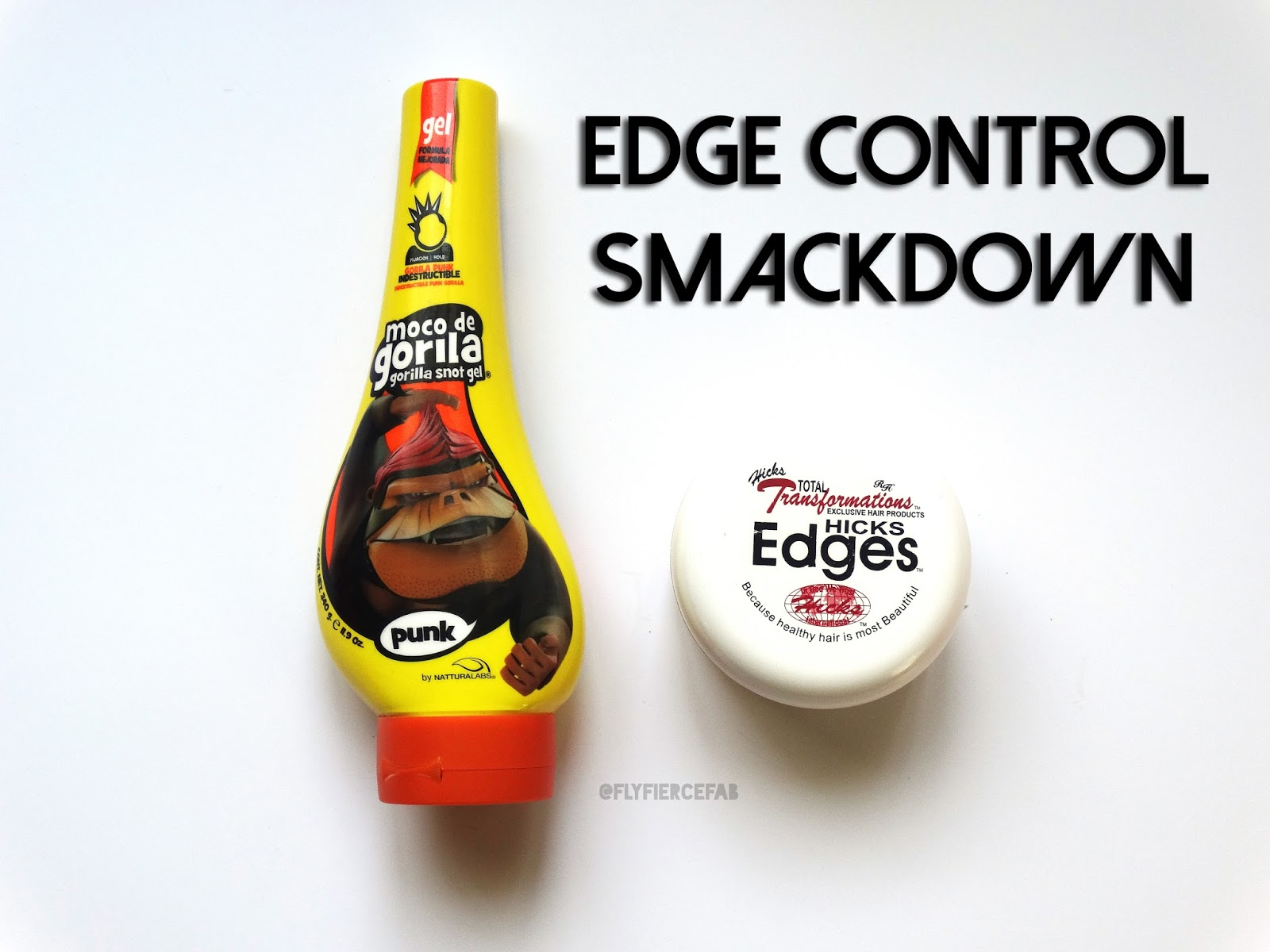 Edge Control Gel For Natural Hair