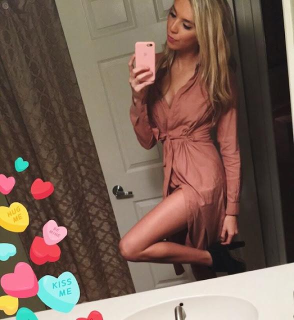 Elise Lobb και η δημοσιογραφία είναι sexy