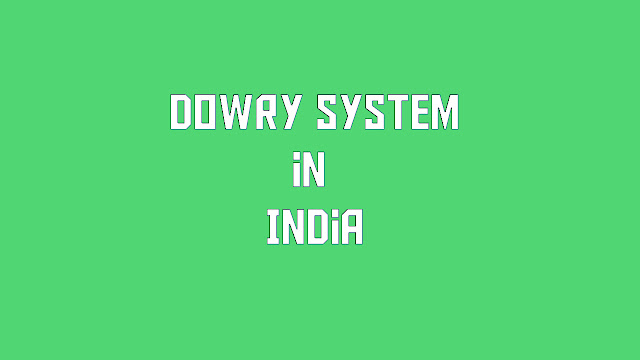 dowry system in india pdf download