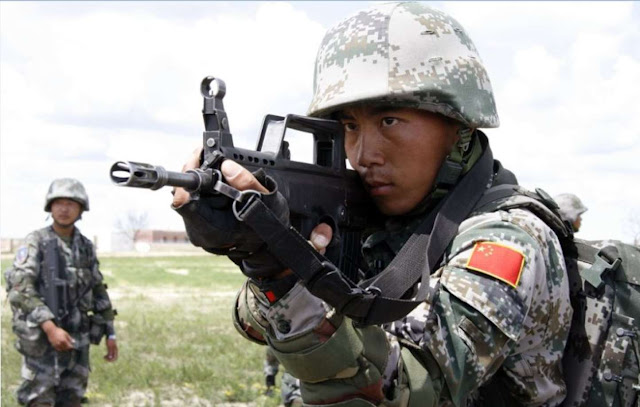 China akan menggelar empat kompetisi internasional ARMI-2017 di Xinjiang