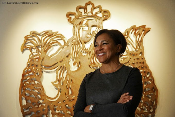 Amazon names Starbucks COO as second black woman director on its all-white board