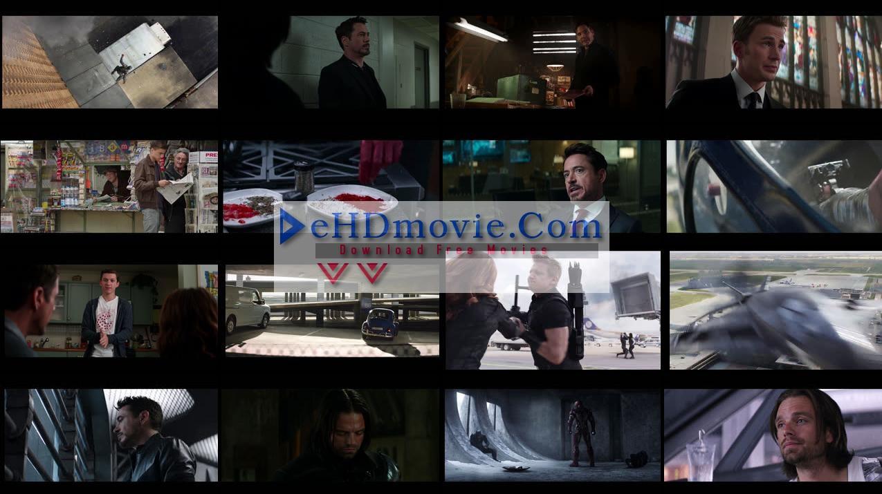 Captain America: Civil War 2016 Full Movie Dual Audio [Hindi – English] 1080p - 720p - 480p ORG BRRip 400MB - 900MB - 4GB ESubs Free Download