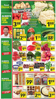 Food Basics Current Flyer valid Thu Aug 24 - Wed Aug 30