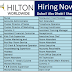 Jobs in Hilton Hotels | Dubai & Abu Dhabi