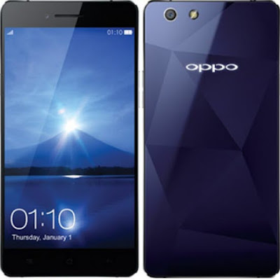 Oppo R1x Complete Specs and Features