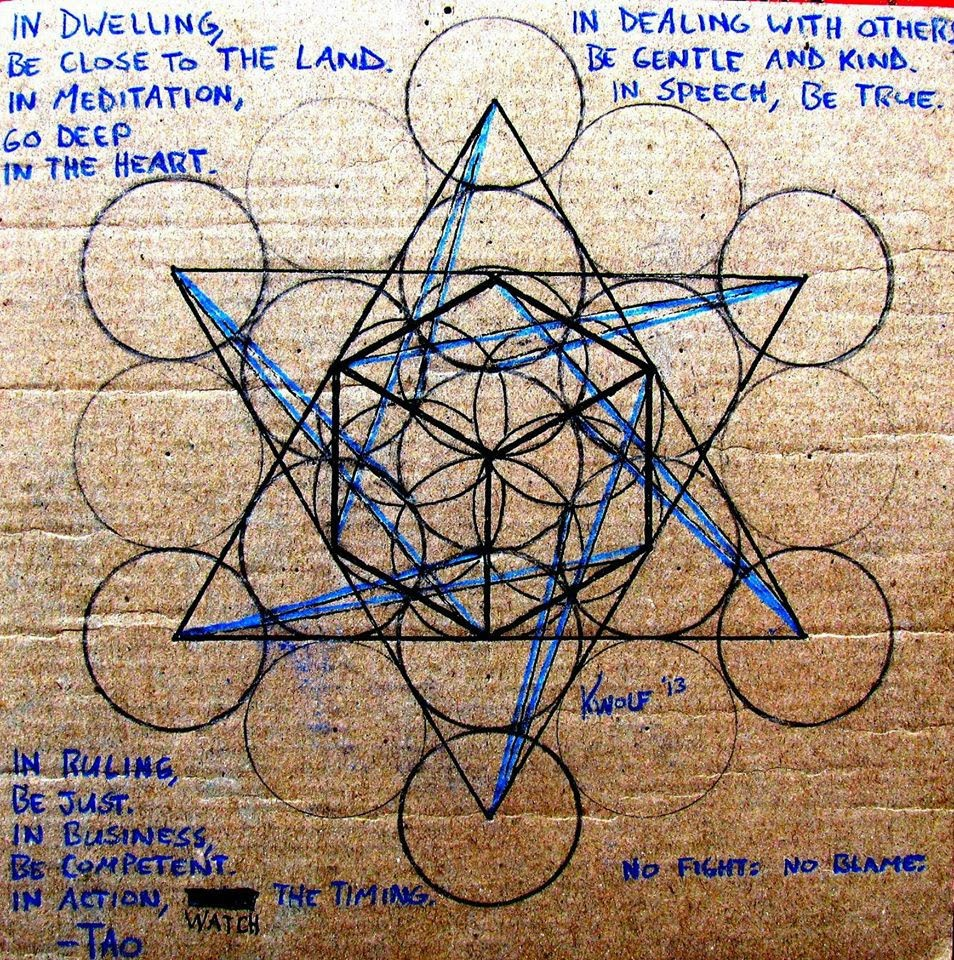 tao te ching essay chapter gender inclusive tao te ching seal  tao te ching ch metatron s cube from reddit tao te ching ch 8 metatron s