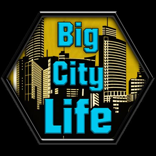 تحميل لعبه شبيهه درايفر بحجم جدا صغير ومهكره ! تحميل لعبه Big City Life : Simulator مهكره اخر اصدار