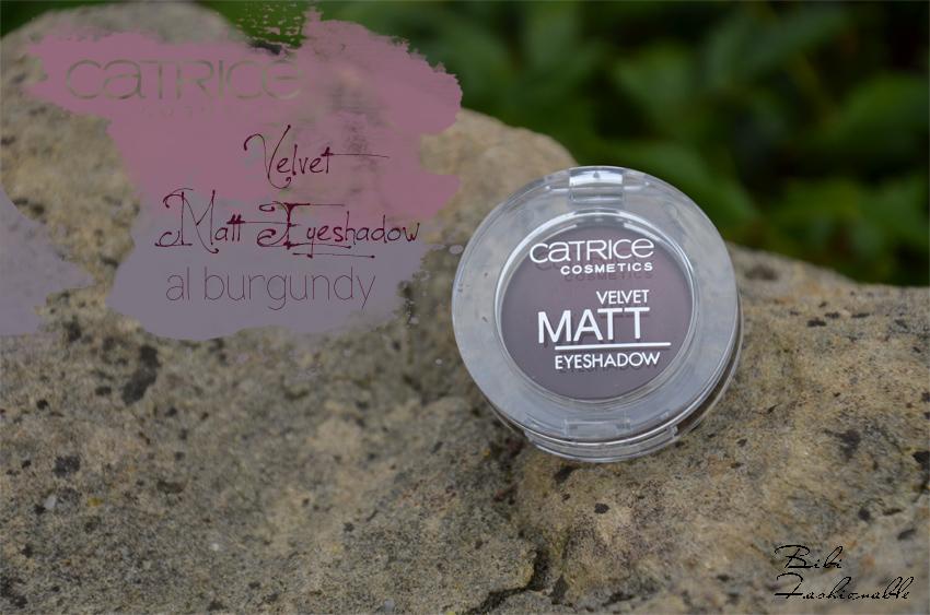Catrice Velvet Matt Eyeshadow Produktbild