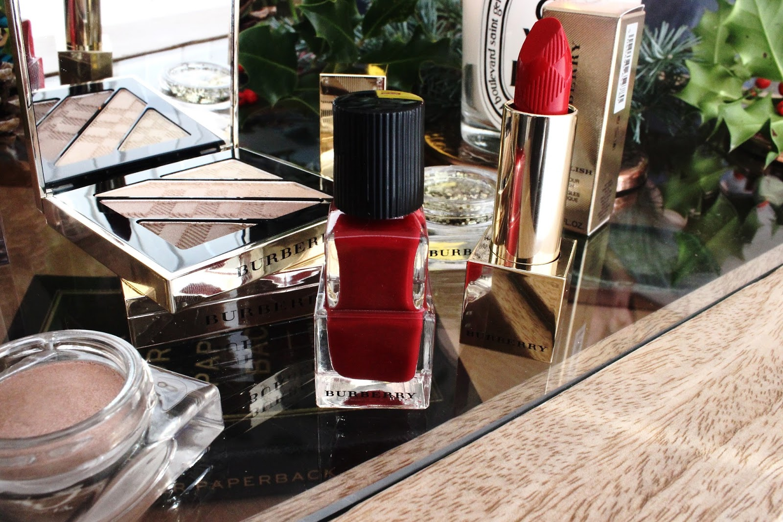Burberry Christmas Collection