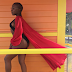 Charly Boy's daughter, Dominique Oputa flaunts her curves in sexy new photos