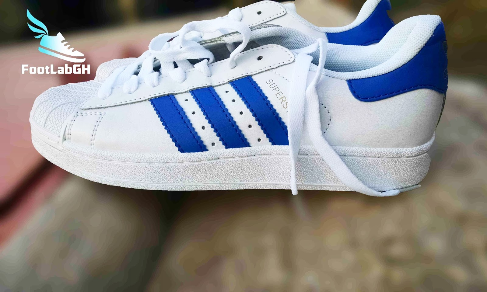 Adidas Superstar ~ official Footlab GH