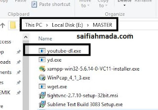 youtube-dl download
