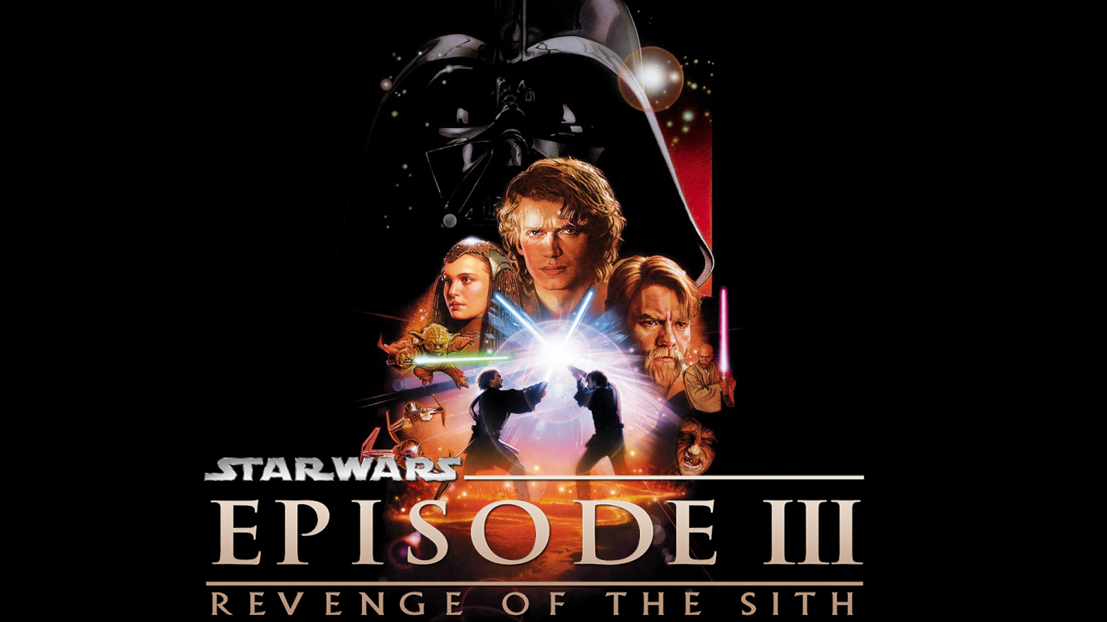 Star Wars Episode Iii Revenge Of The Sith Movie Review
