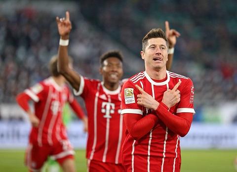 Tiền đạo người Ba Lan muốn rời khỏi Bayern để tìm thách thức mới