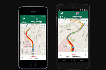 Aplikasi GPS Android Terbaik yang Wajib Diinstal