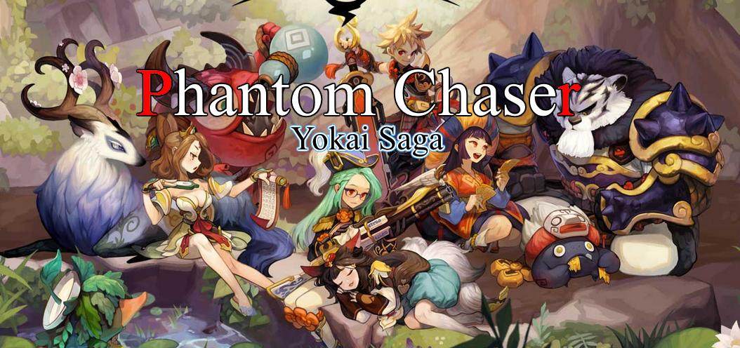 Phantom Chaser Pre-Registration