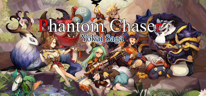 Anime Mobile Game - Phantom Chaser Pre-Registration Begins