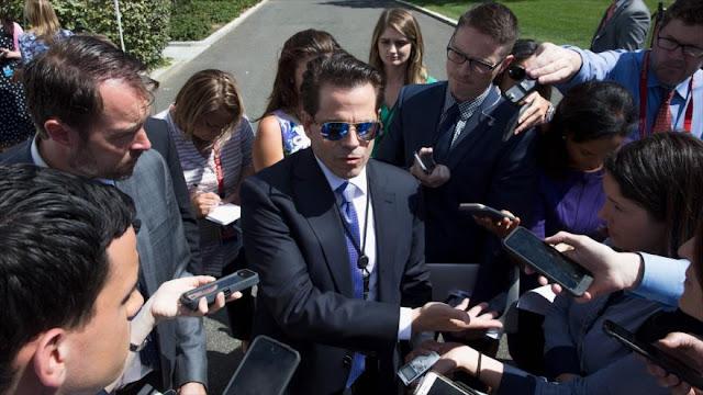 Exjefe de Comunicación de Trump revela complots internos contra él
