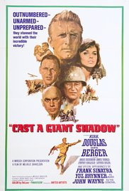 Watch Cast a Giant Shadow Online Free 1966 Putlocker