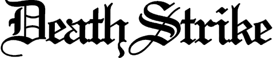 Death Strike logo fdmmfest 2017