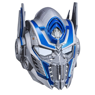 Casco Premium Optimus Prime